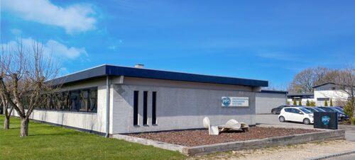 PPS A/S huvudkontor, Hammerbakken 12–14, 3460 Birkerød, Danmark